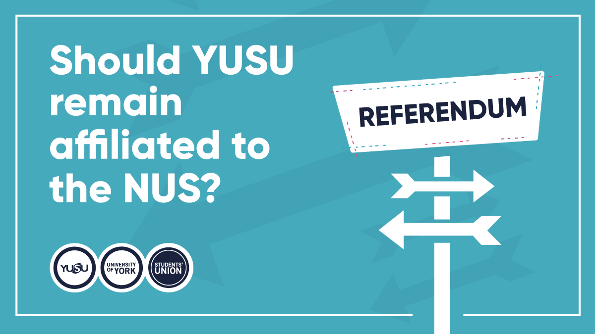 Should YUSU remain affiliated to the NUS?