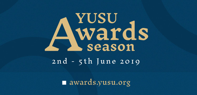 YUSU Awards Season 2019