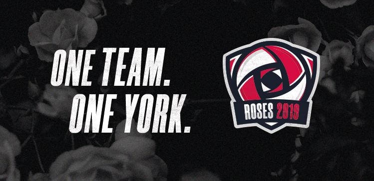 Roses 2019 - One Team. One York.