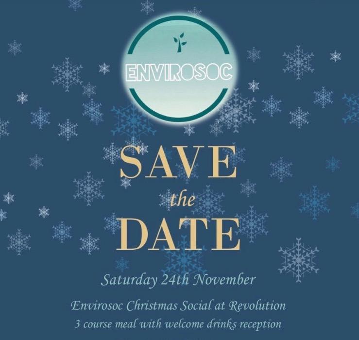 EnviroSoc Christmas Social