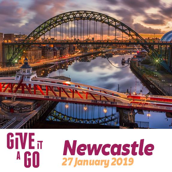 Newcastle Day Trip