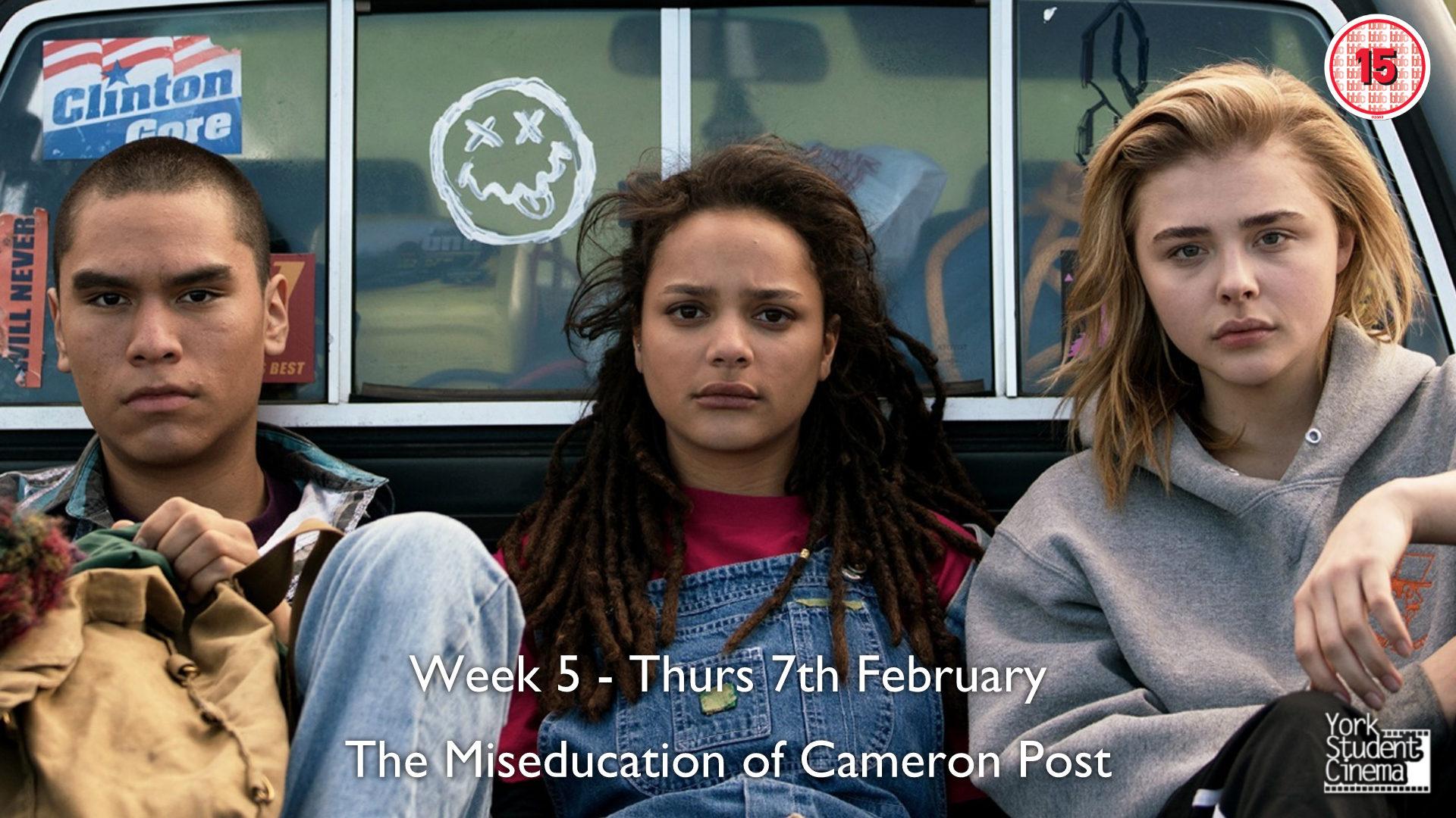 YSC Screening of The Miseducation of Cameron Post