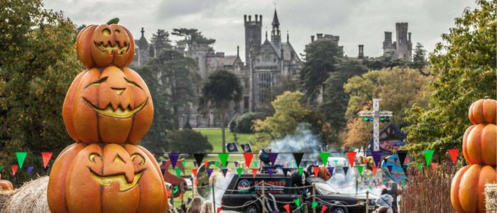 Trip to Alton Towers' Spooktacular Event