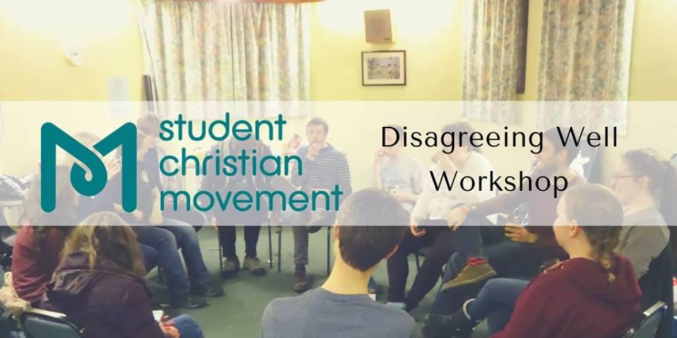 SCM Workshop: Disagreeing Well