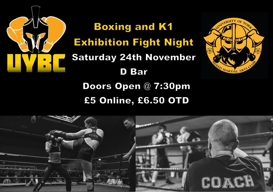 Boxing and K1 Charity Fight Night