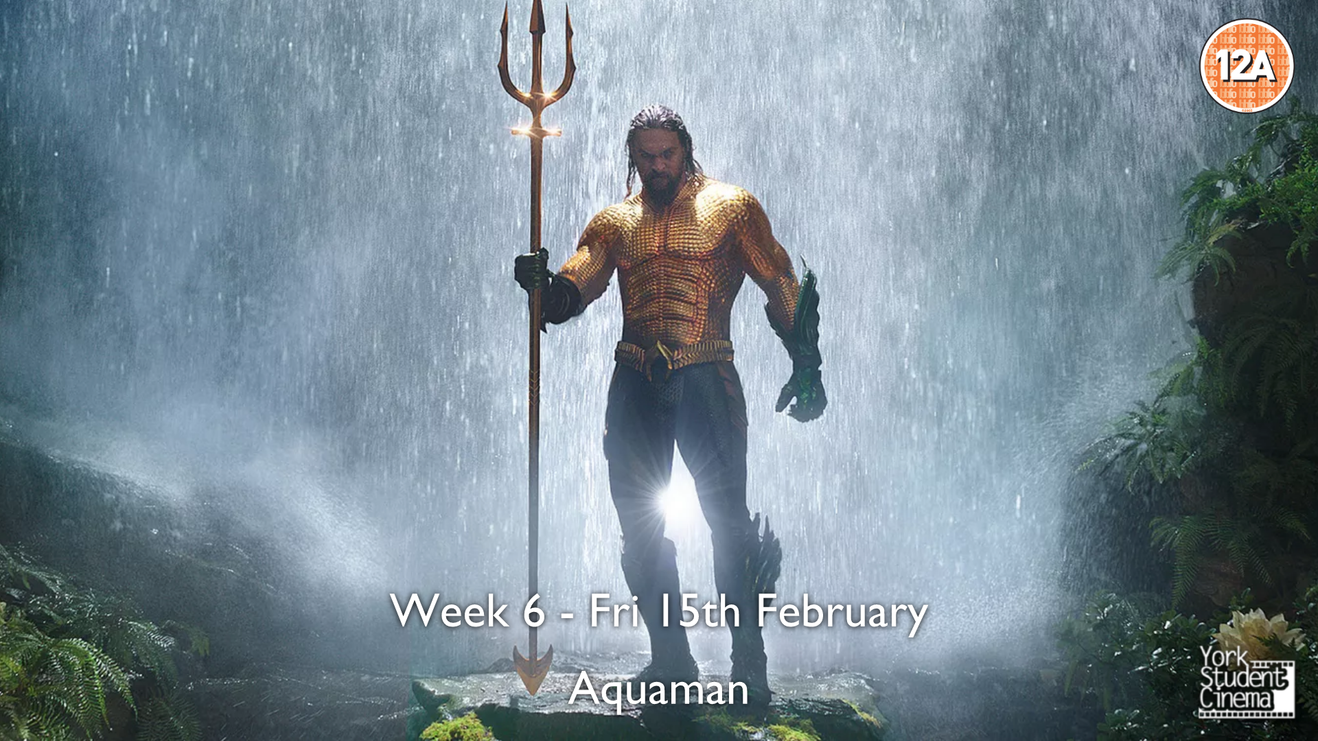 YSC Screening of Aquaman