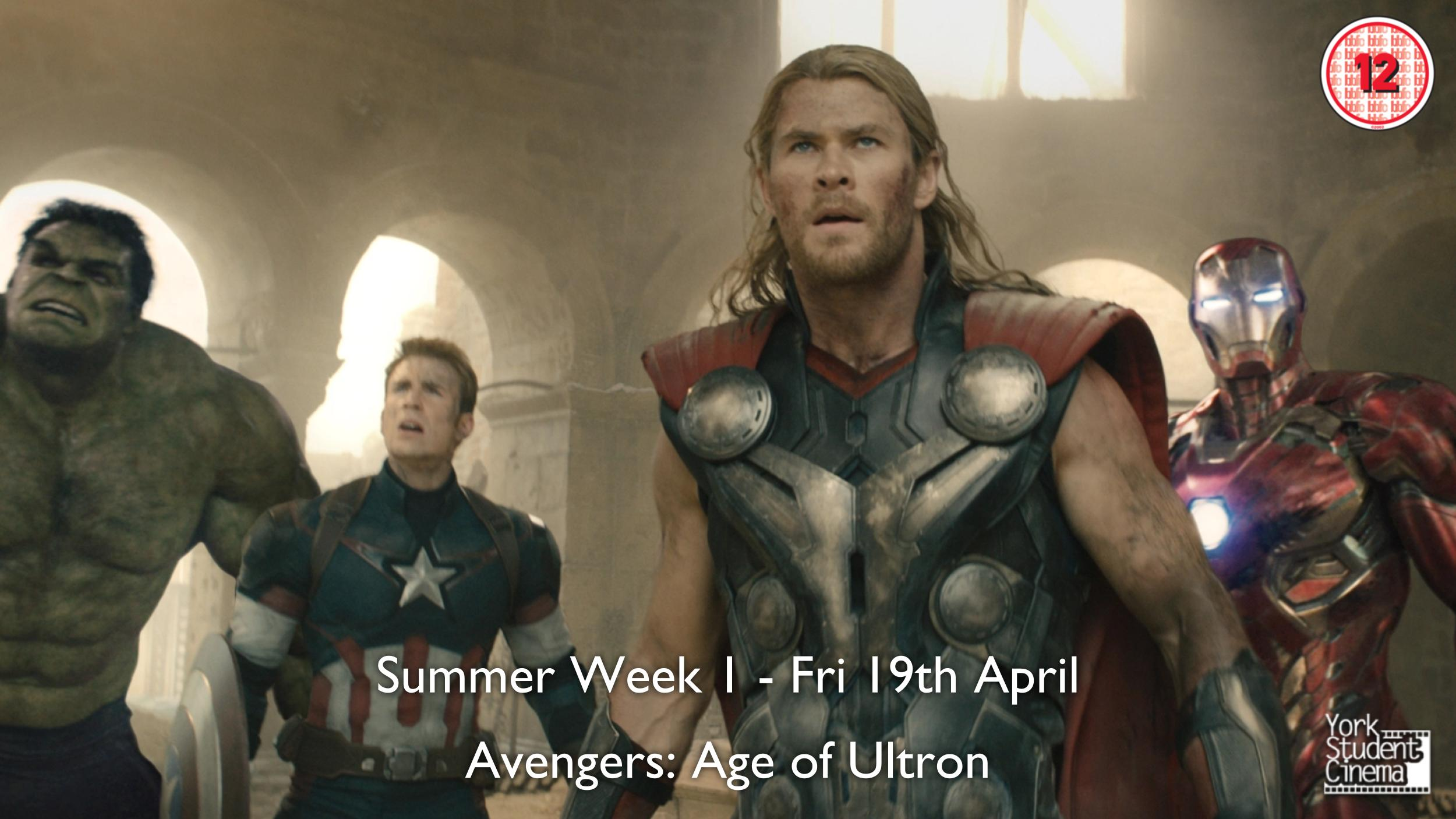 YSC Screening of Avengers: Age of Ultron