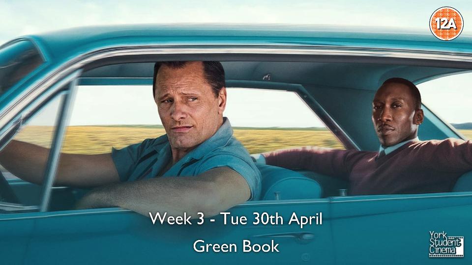 YSC Screening of Green Book