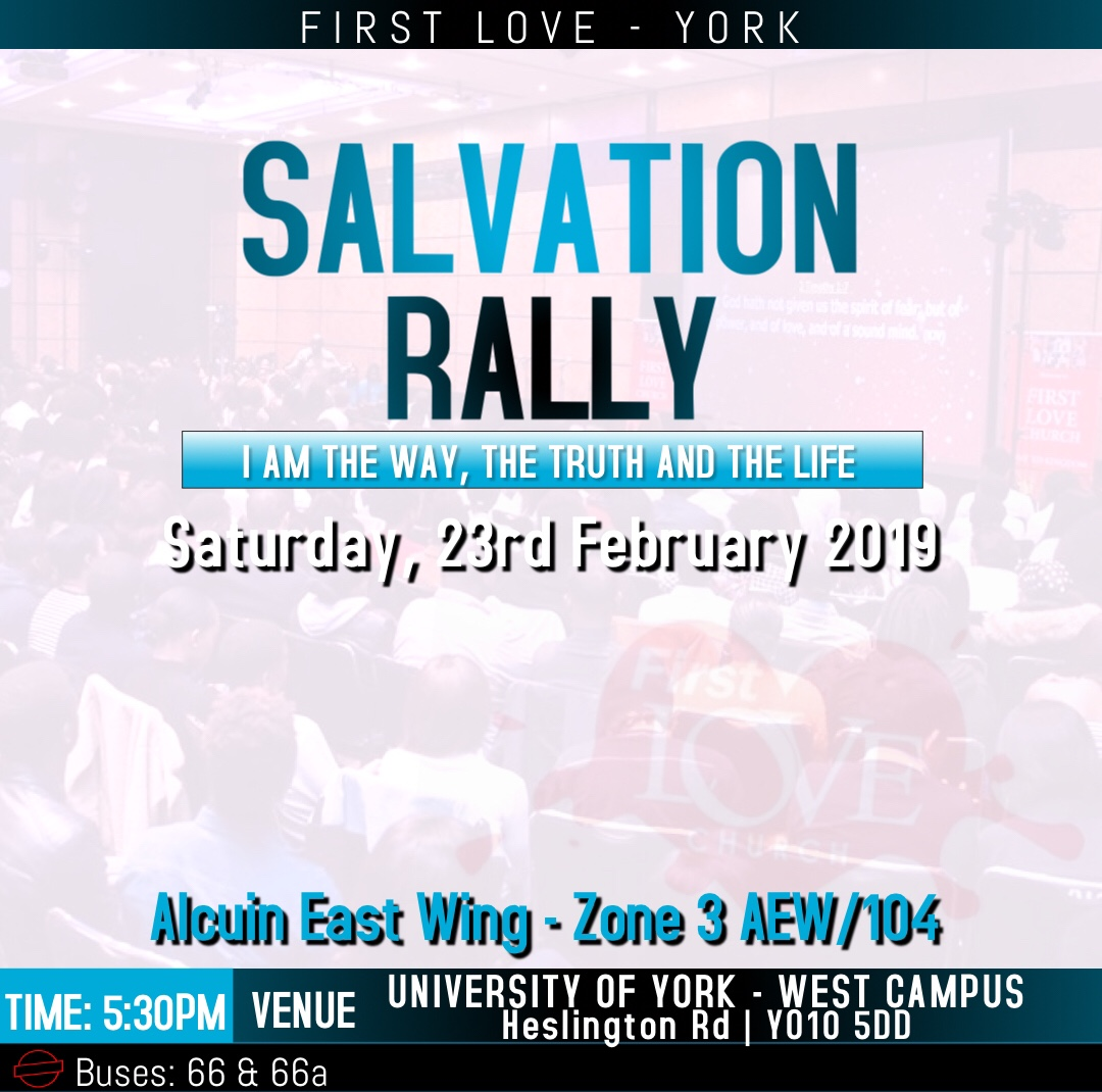 Salvation Rally