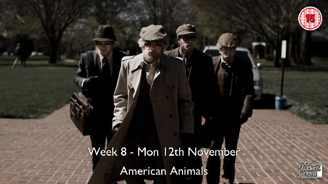 YSC Screening of American Animals