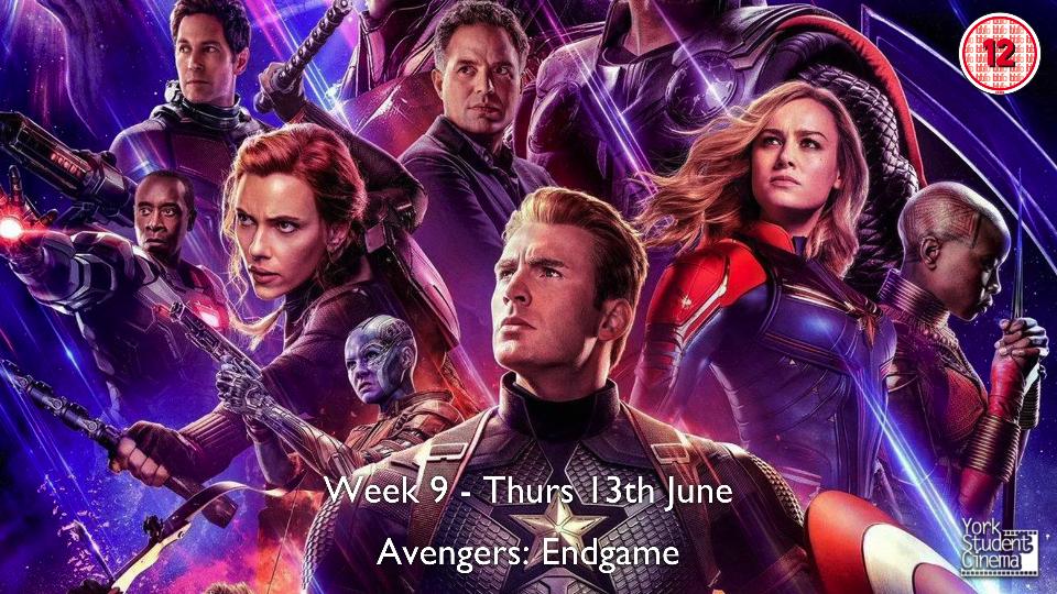 YSC Screening of Avengers: Endgame