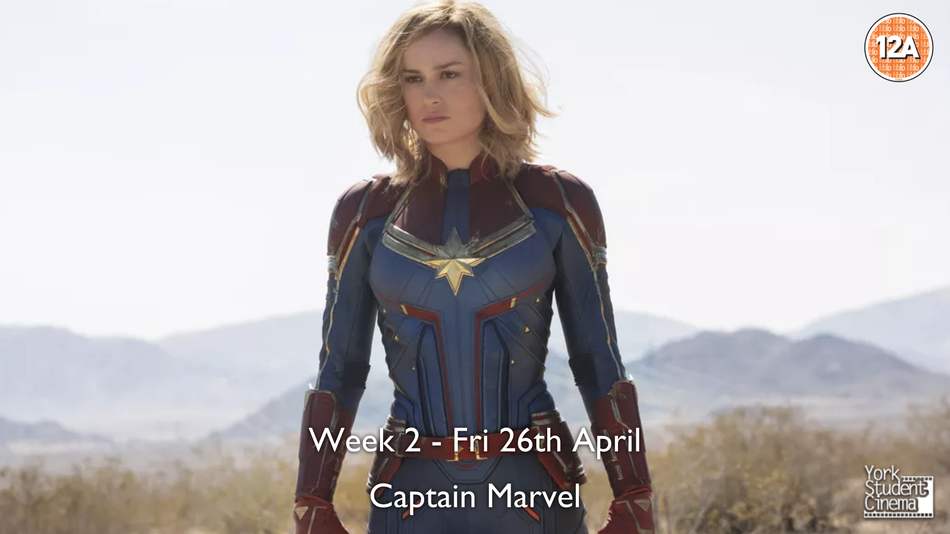 YSC Screening of Captain Marvel