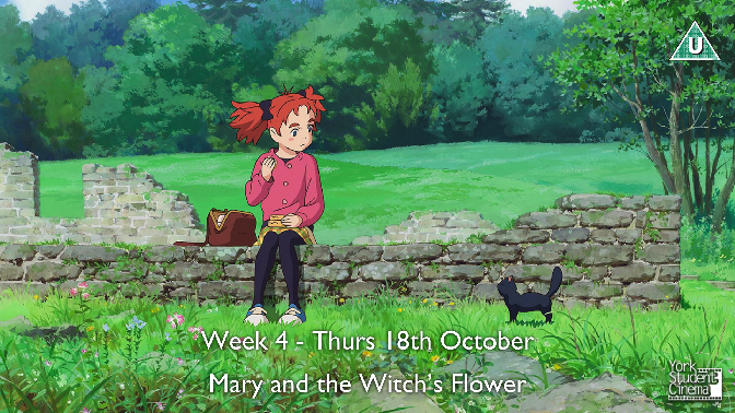 YSC Screening of Mary and the Witch's Flower | YUSU