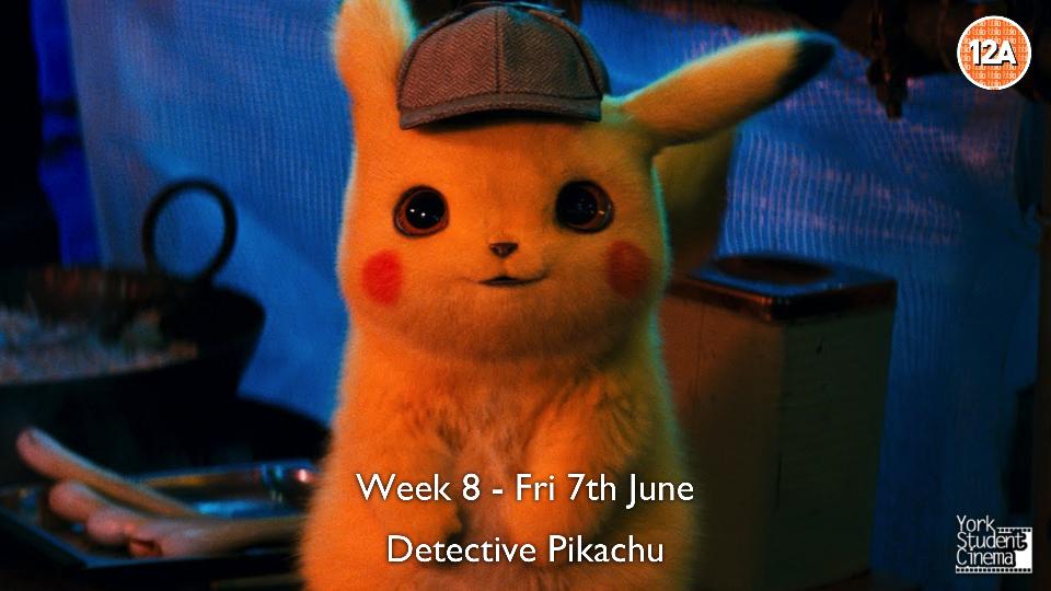 YSC Screening of Detective Pikachu