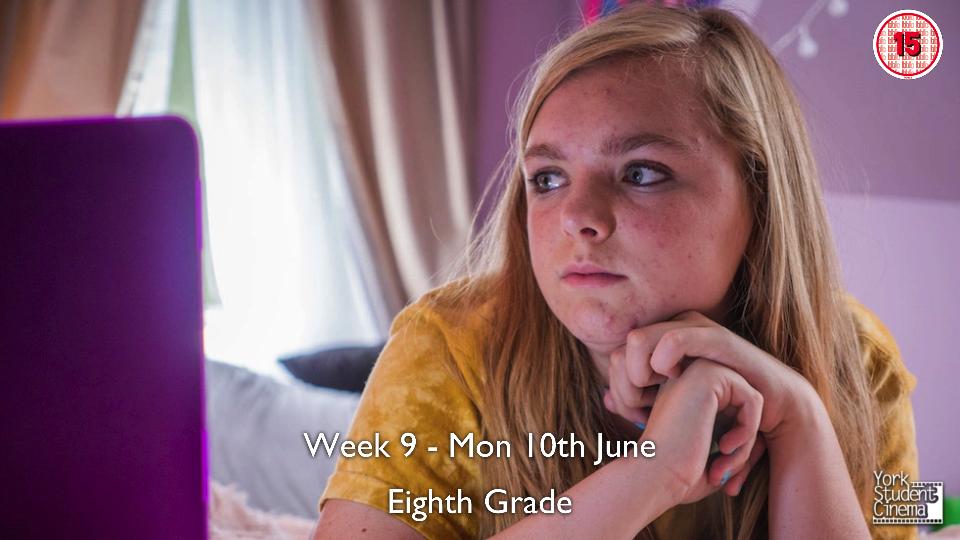 YSC Screening of Eighth Grade