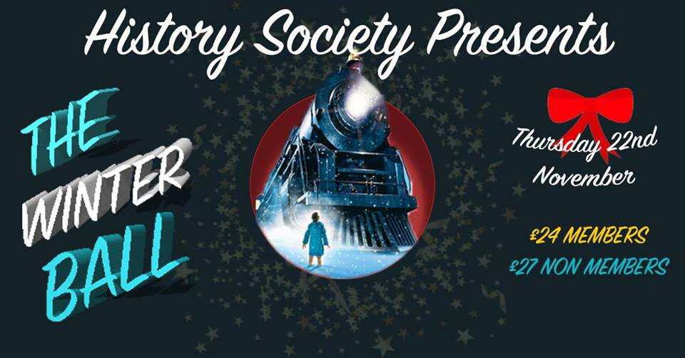History Society Presents: The Winter Ball