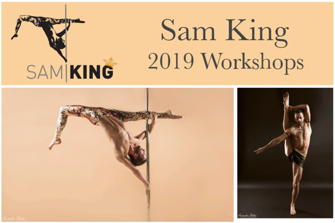 POLEOGRAPHY with Sam King