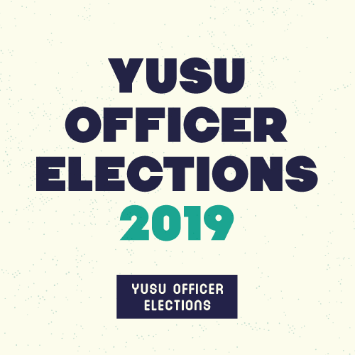 YUSU Elections Special: Meet the Officers!