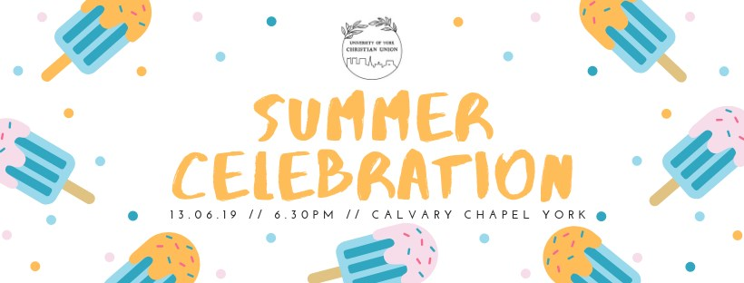Christian Union Summer Celebration
