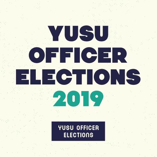 YUSU Elections: Candidate Debate Night