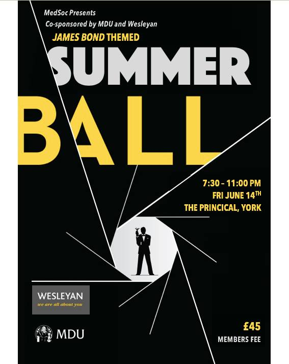 HYMS Summer Ball
