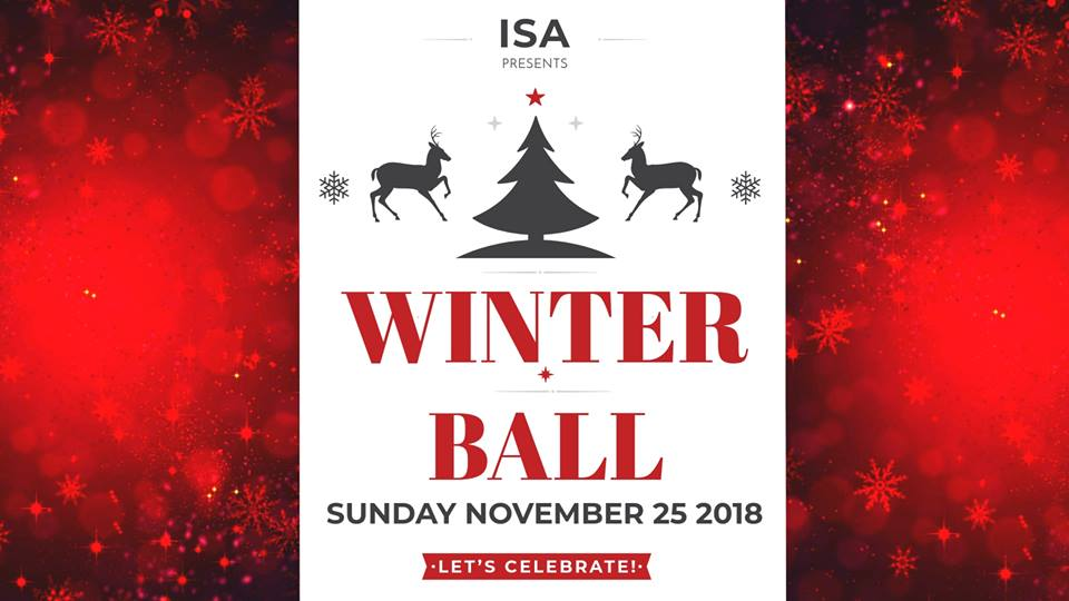 ISA Winter Ball