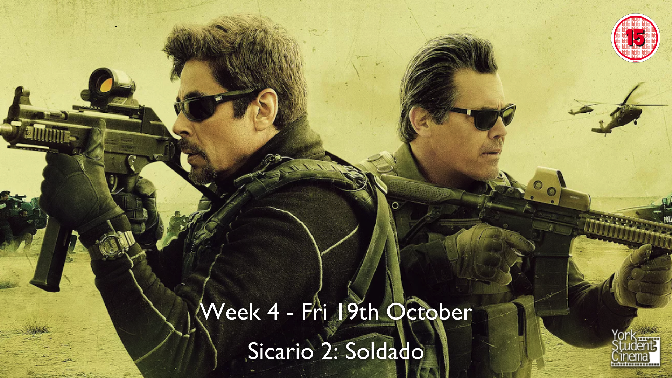 YSC Screening of Sicario 2: Soldado