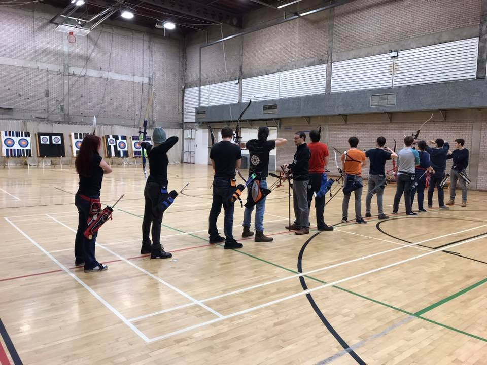 York Archers Training Trips