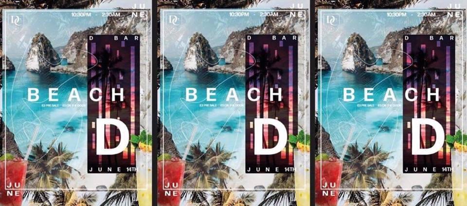 Beach D