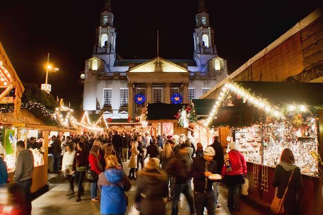 Trip to Leeds Christmas Market