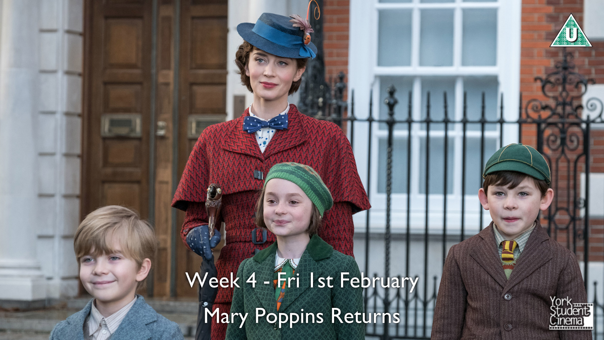 YSC Screening of Mary Poppins Returns