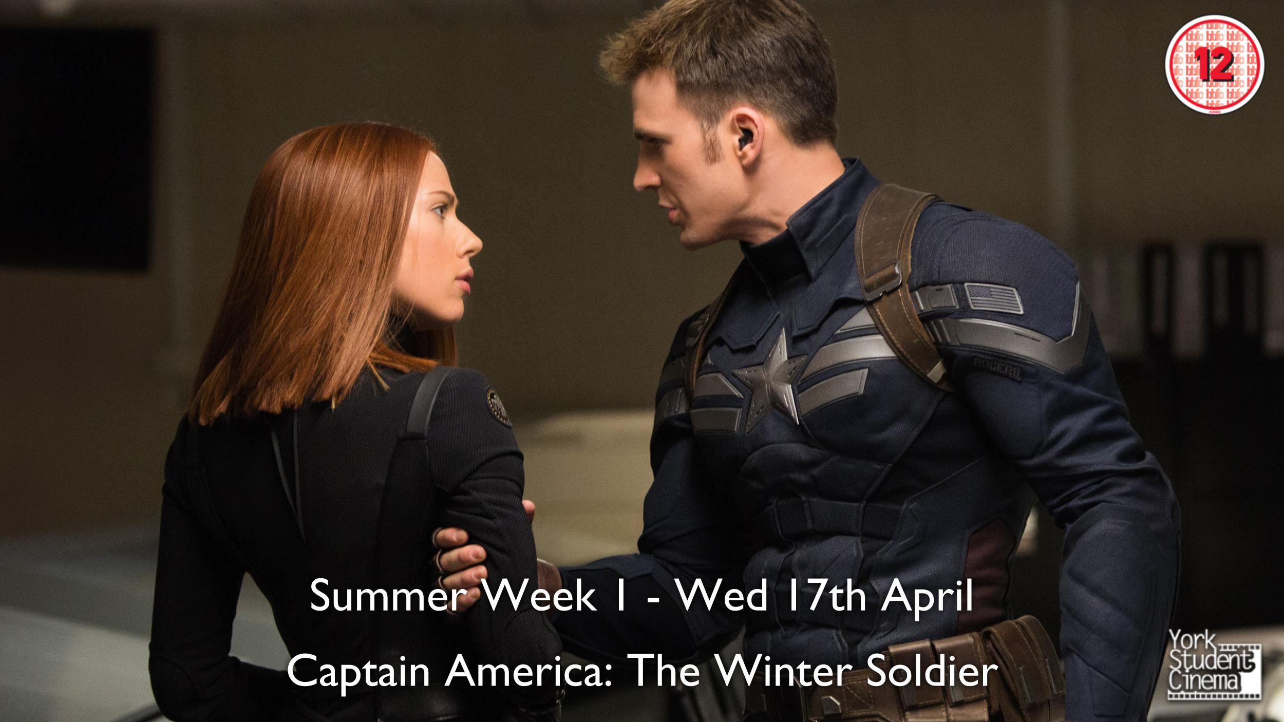 YSC Screening of Captain America: The Winter Soldier