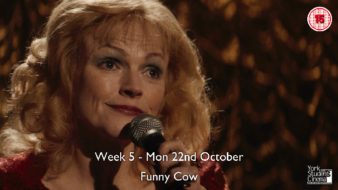 YSC Screening of Funny Cow