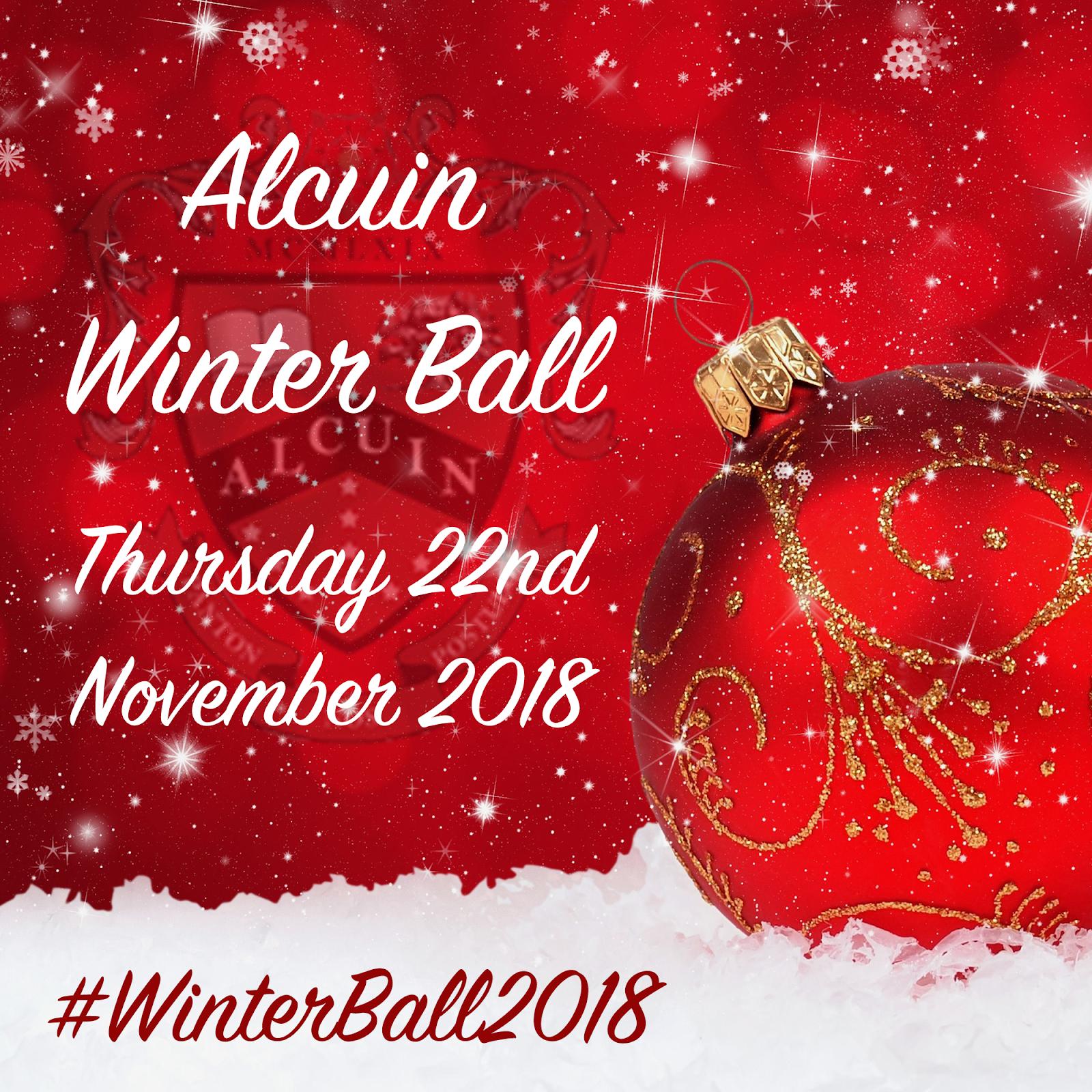 Alcuin College Winter Ball