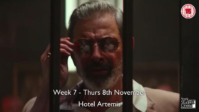 YSC Screening of Hotel Artemis