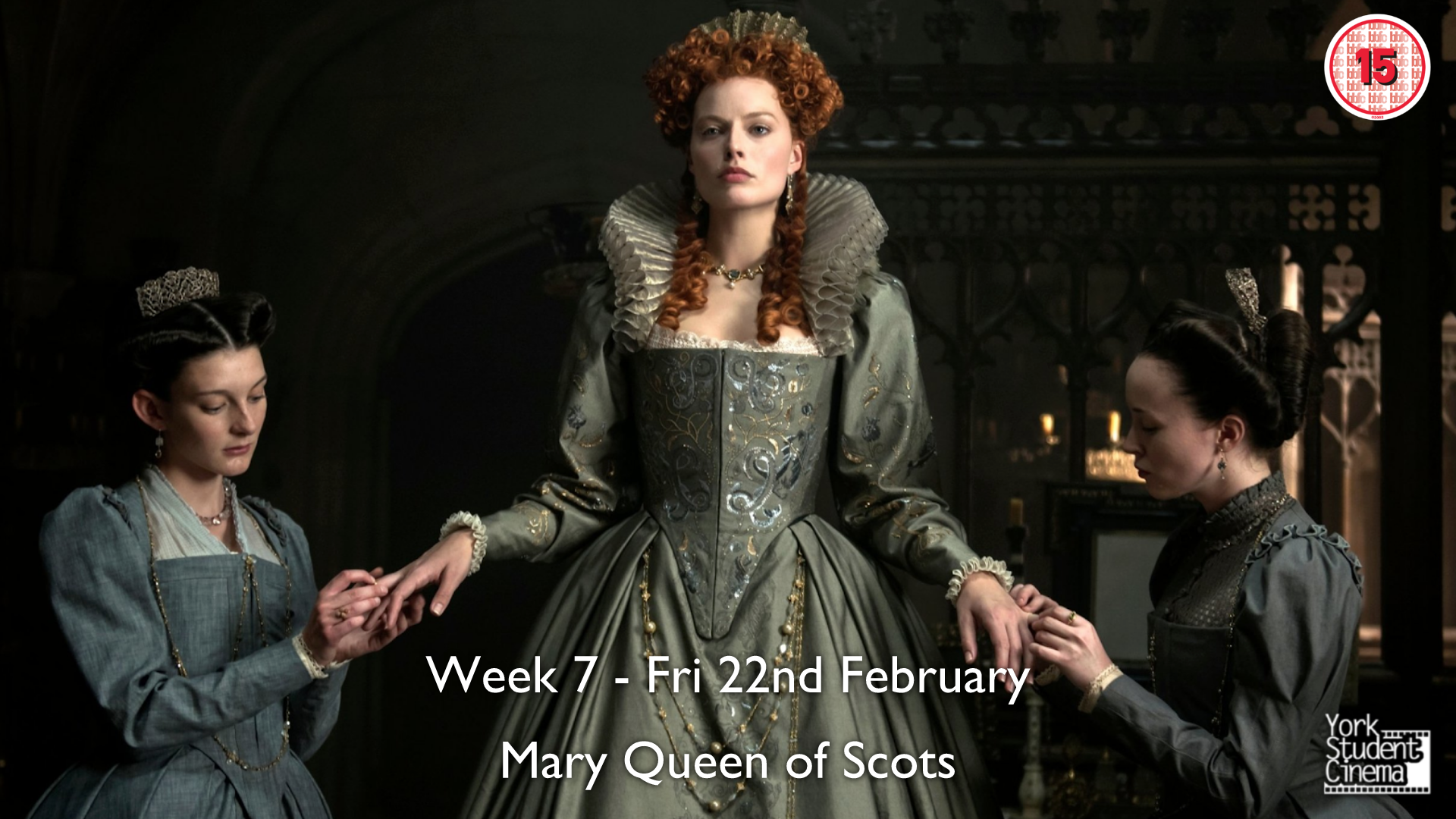 YSC Screening of Mary Queen of Scots