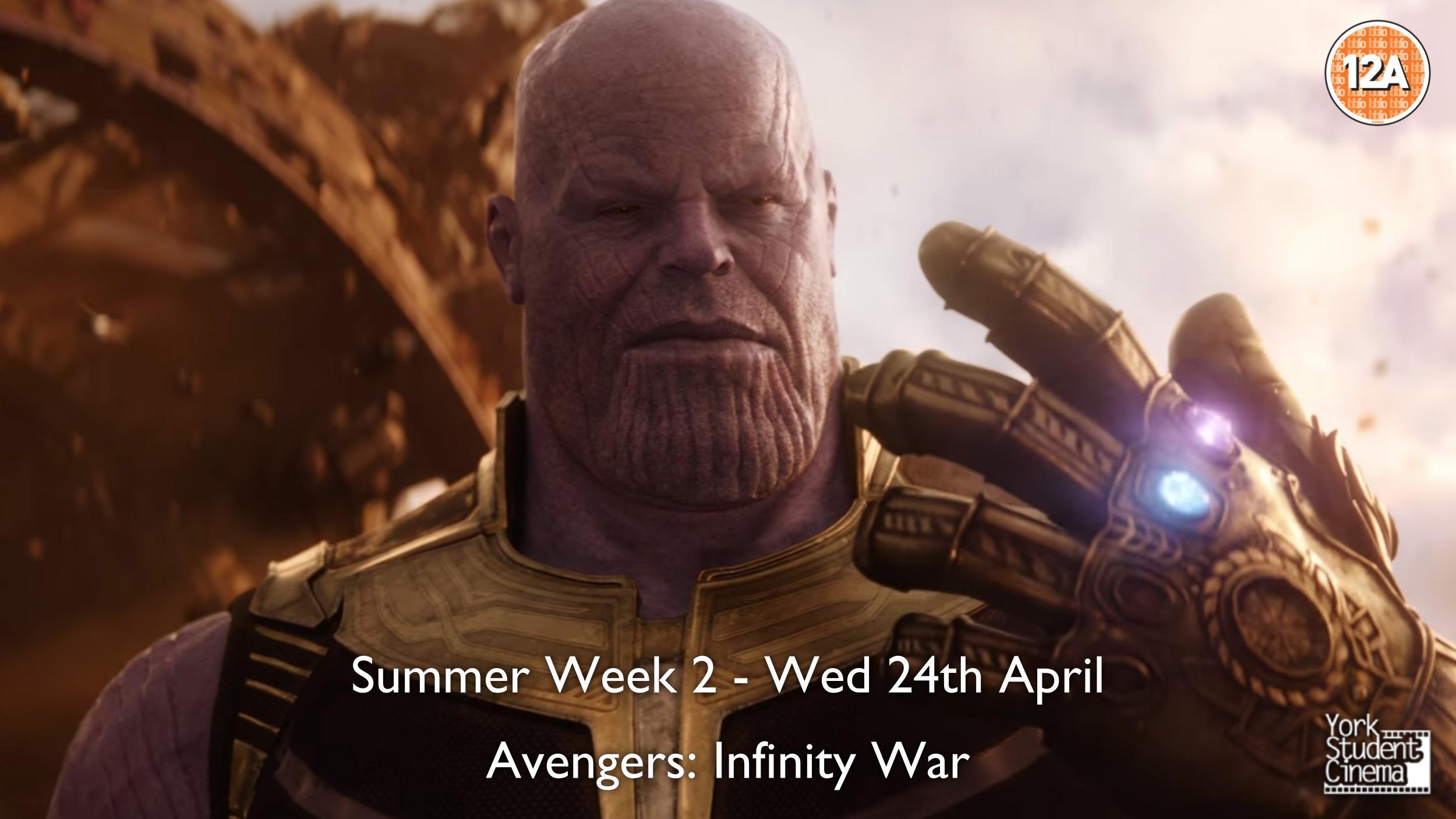 YSC Screening of Avengers: Infinity War