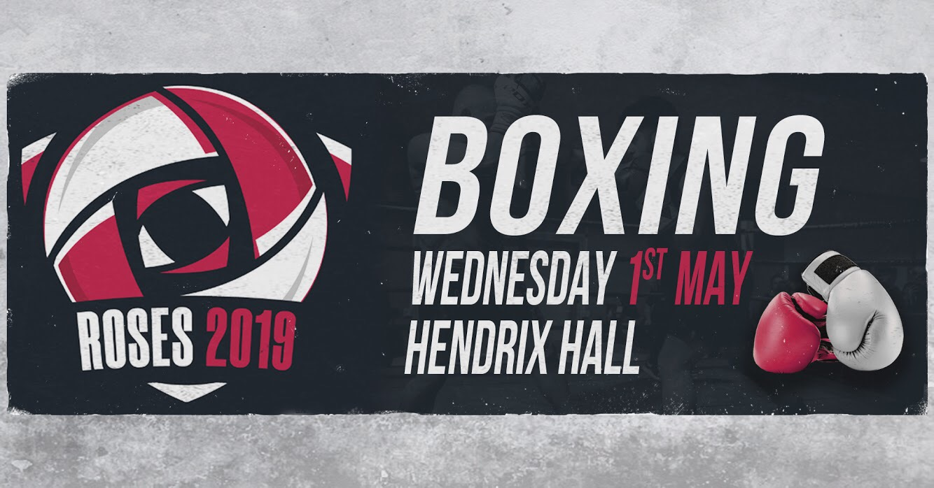 Roses 2019: Boxing
