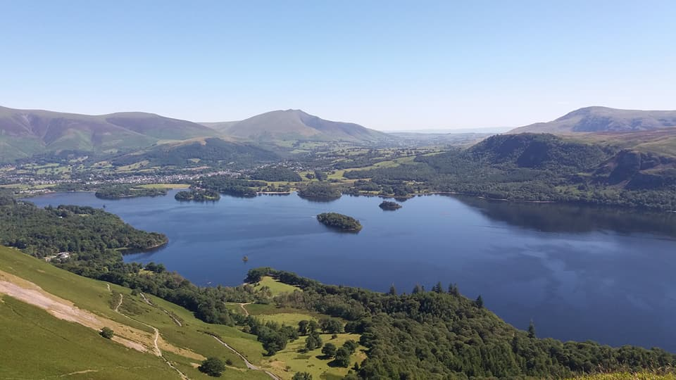Outdoor Society's Lake District Trip