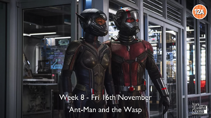 YSC Screening of Ant-Man and the Wasp