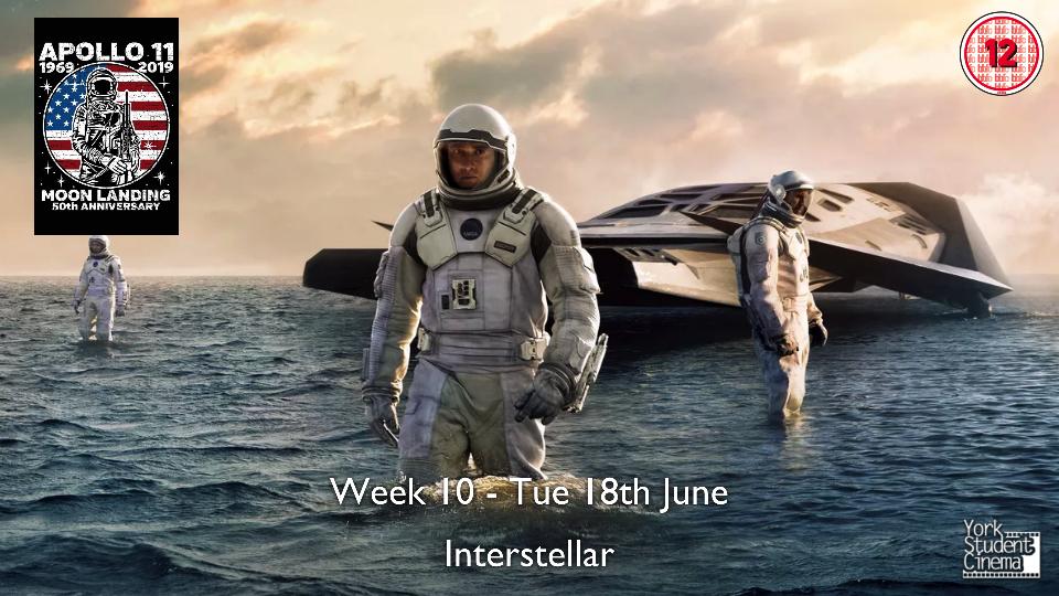 YSC Screening of Interstellar
