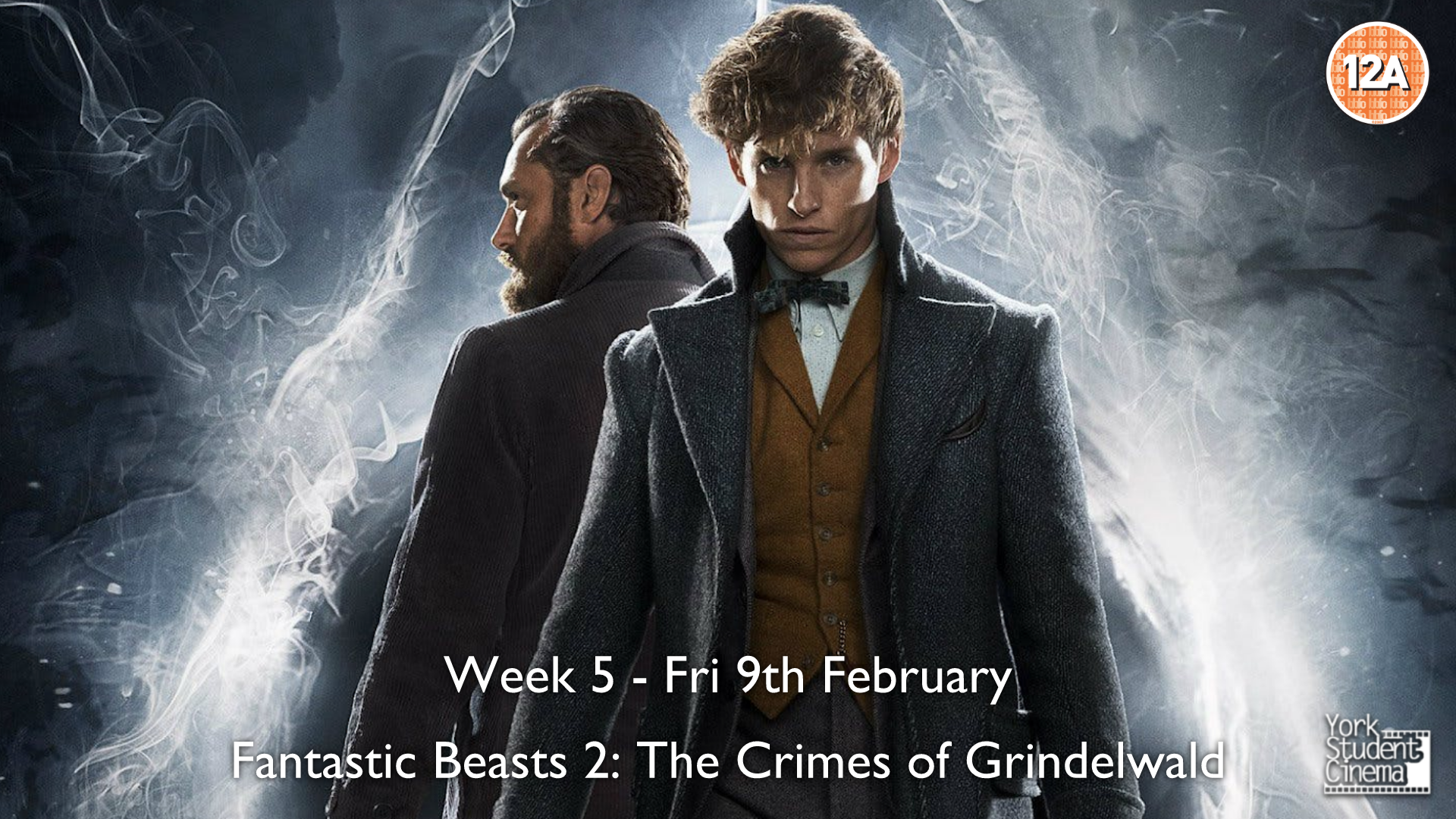 YSC Screening of Fantastic Beasts 2: The Crimes of Grindelwald