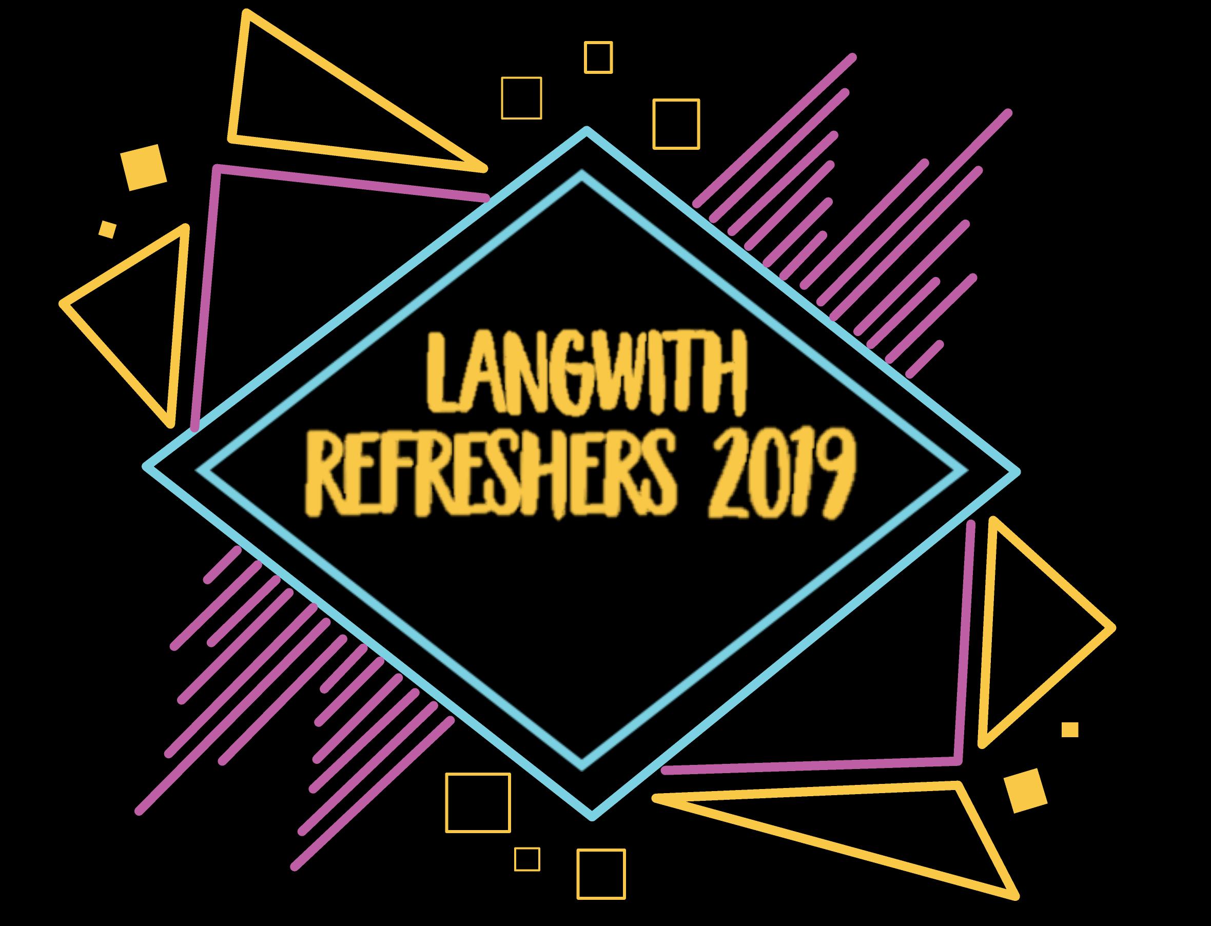 REFRESHERS 2019