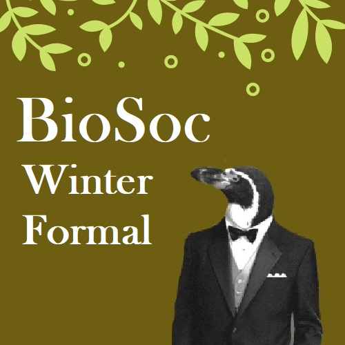 BioSoc Winter Formal