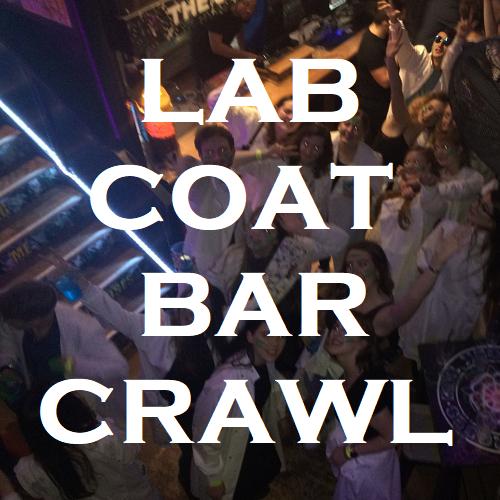 BioSoc - Lab Coat Bar Crawl