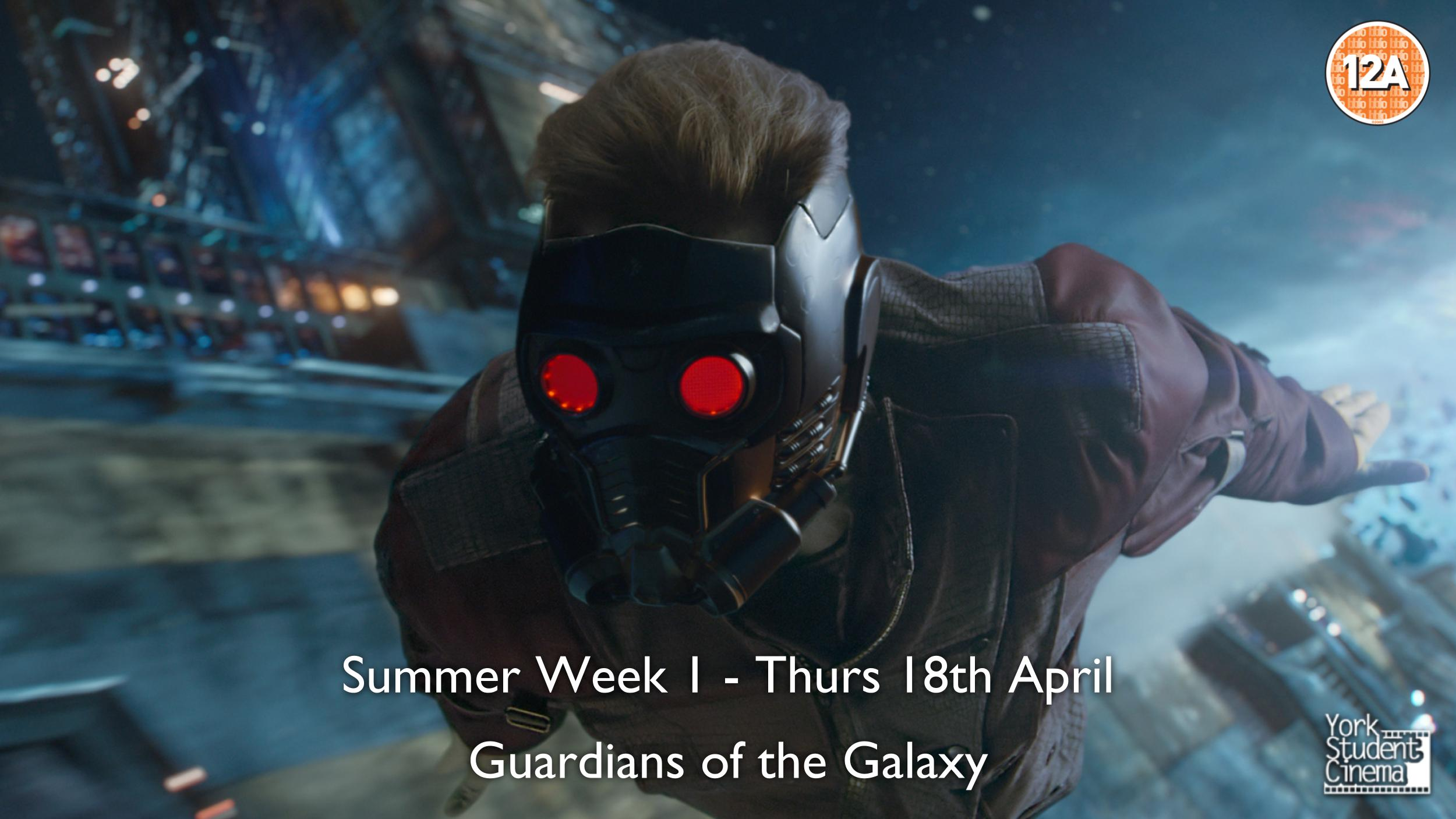 YSC Screening of Guardians of the Galaxy