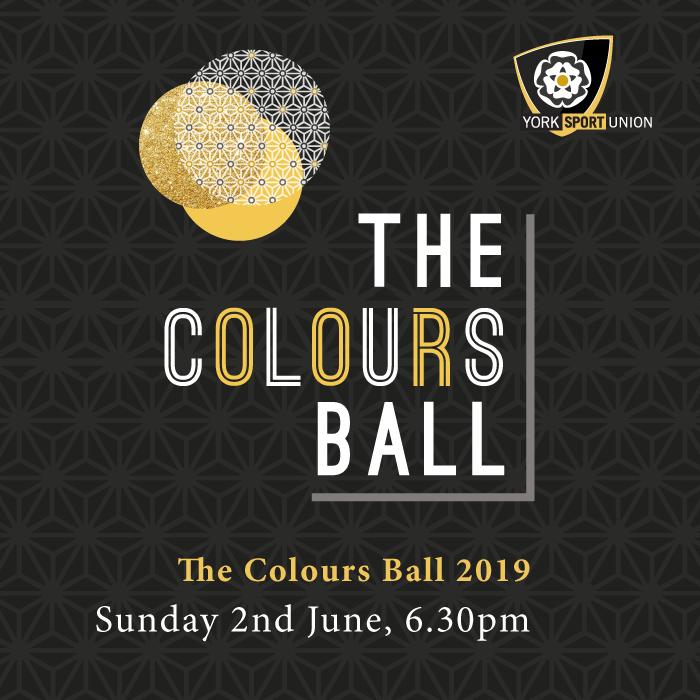 Colours Ball Awards Dinner