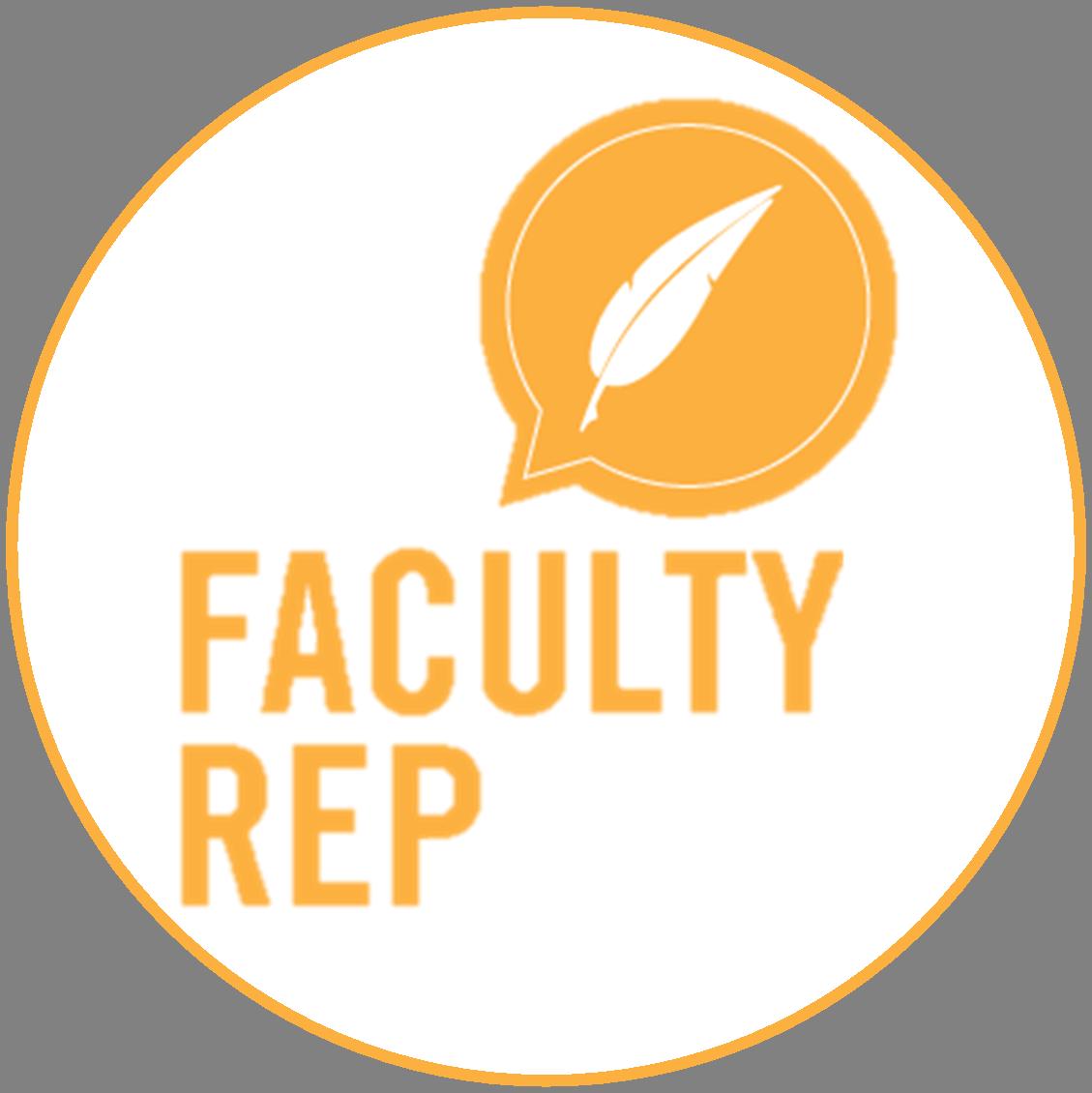 Faculty Reps