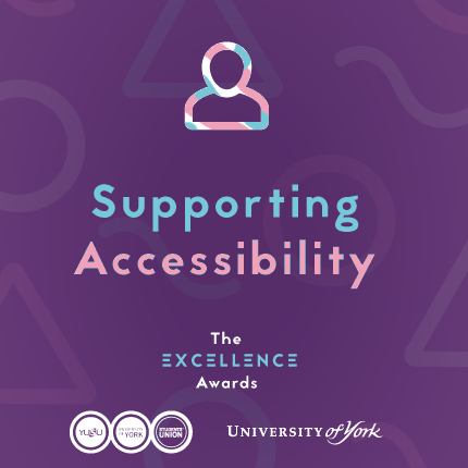 Supporting Accessibility