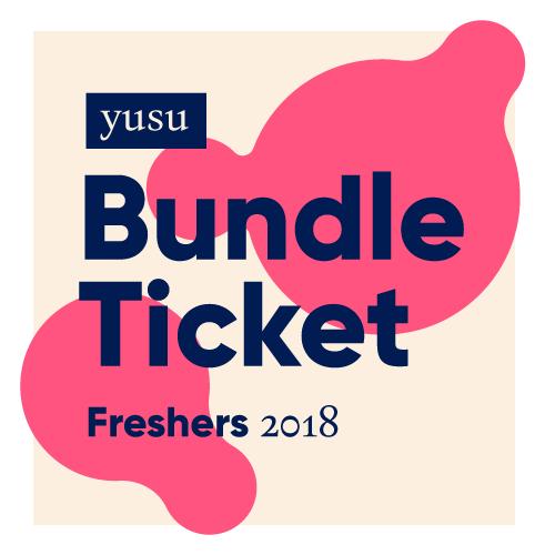 YUSU Freshers Bundle